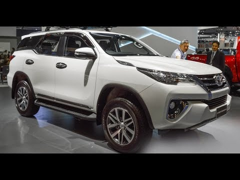 2018 Toyota Fortuner Sprcification Expected Price Launch In India