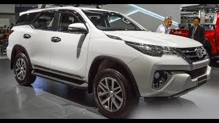 2018 Toyota Fortuner Sprcification,expected Price |  Launch In India This Festival Season |