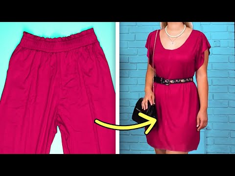 47 SMART CLOTHING TRICKS FOR A GORGEOUS LOOK