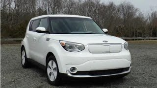 2015 Kia Soul EV Test Drive Video Review - Compact Electric Car