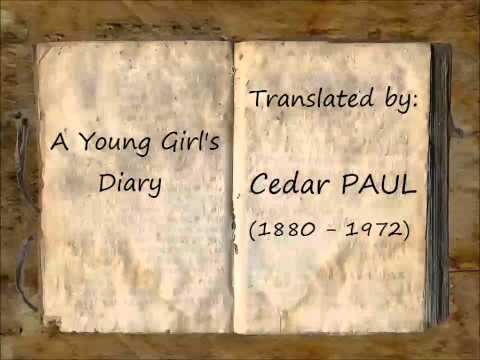 A Young Girl's Diary (FULL Audiobook)