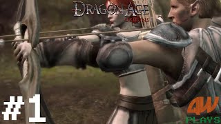 Dragon Age: Origins Let's Play | Part 1 | Going Rogue