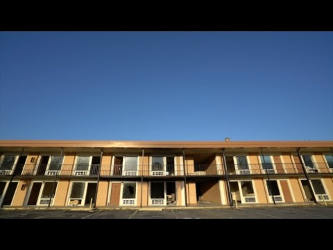 Another Hideous Abandoned Motel : Pine Bluff, Arkansas