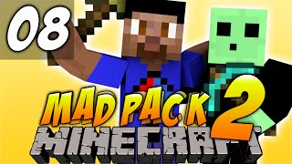 Minecraft Mods - MAD PACK #8