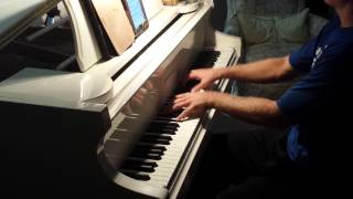 Download Alicia Keys ft. Jay Z. - Empire State Of Mind (NEW PIANO COVER) MP3 song and Music Video