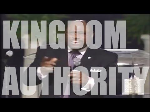 KINGDOM AUTHORITY  by Dr. Myles Munroe