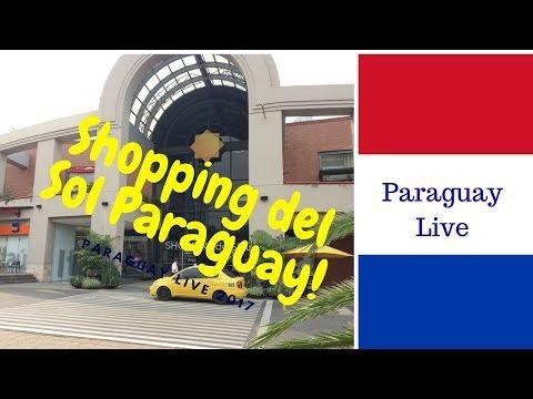 Shopping del Sol Asuncion Paraguay - Galeria Handlowa Paragwaj