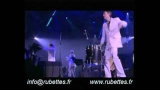 Les Rubettes (The Rubettes Featuring Alan Williams) en Concert
