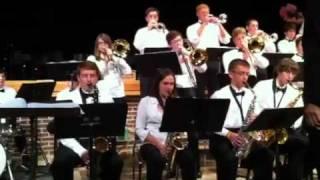 CB East Jazz Ensemble - Big Dipper, Thad Jones,