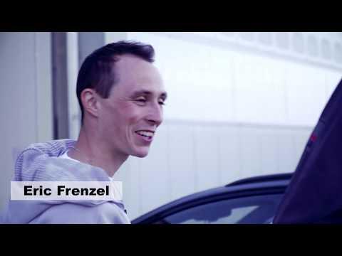 DSV Einkleidung 2017 | Eric Frenzels Audi-Tausch