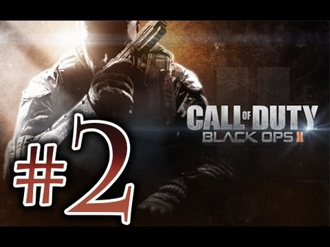 Call Of Duty Black Ops 2 - Walkthrough Playthrough Part 2 HD - Drones!