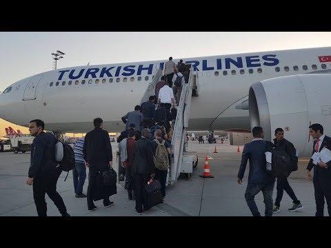 Istanbul Airport,Turkey.Walking Around.