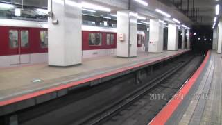 近鉄 久居で人身事故発生時の名古屋駅と蟹江駅の様子