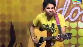 Download Hindi Video Songs - Deepak Maher Indian Idol 6 Audition.mp4