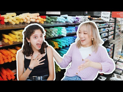 I Took My Subscriber on a Stationery Shopping Spree!