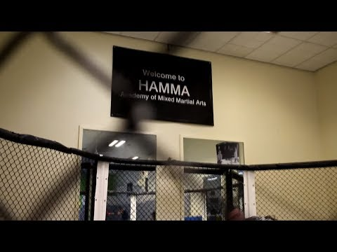 Fight Night with HAMMA