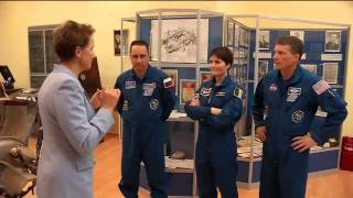 Launch day cometh for next ISS crew