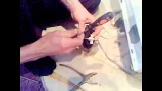 видео Стиральная машина скачет при отжиме