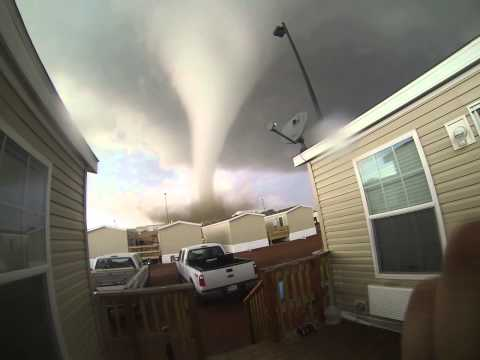 Tornado in watford city,nd. May 26 2014