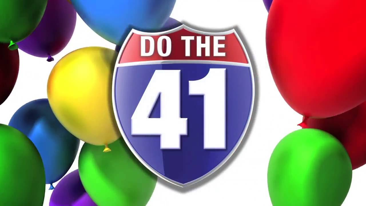 #DoThe41 Event May 28th At Team Toyota On 41