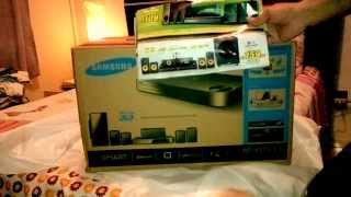 Samsung - HOME THEATER - BLU -RAY   HT-F5500K