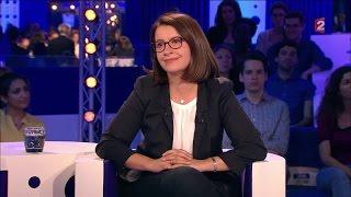 Cécile Duflot - On n'est pas couché 11 juin 2016 #ONPC