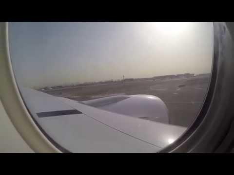 Emirates B777 300ER Dubai - Lagos