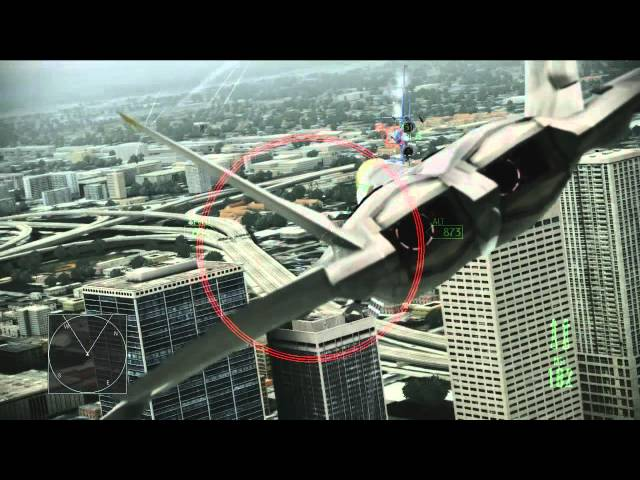 Ace Combat 7: Skies Unknown (видео)