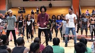 Final Choreography | Les Twins @ Stop Drop Dance Camden, NJ 8-26-17