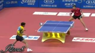 2013 Euro-Asia (D1/M3): ZHANG Jike - SAMSONOV Vladimir [Full Match|Short Form]