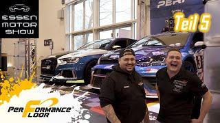 Performance 61 & Car Must Haves | EMS 2019 | Teil 5 | Performance Floor