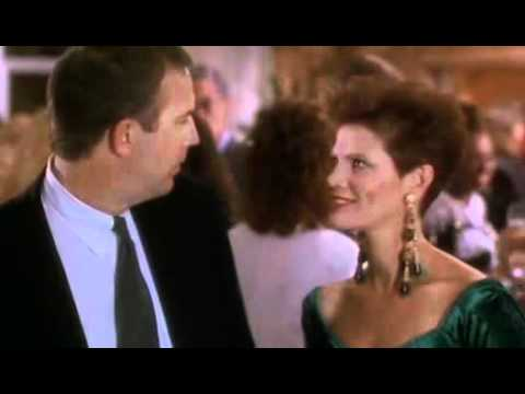 The Bodyguard 1992 Movie - BEST QUOTE!