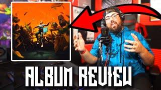 CRYPT REACTS to Logic - No Pressure (Full Album)