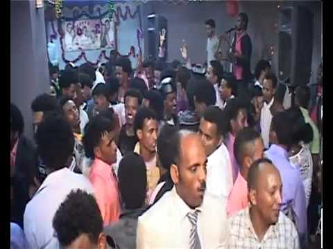 ERITREAN WEDDING IN ISRAEL BY SESEN BAND 2013