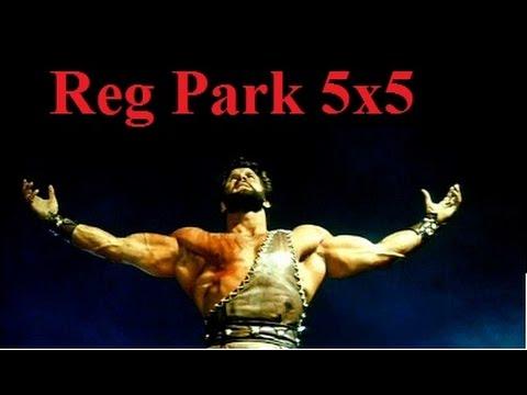 Old School Routines - Reg Park's Beginner 5x5