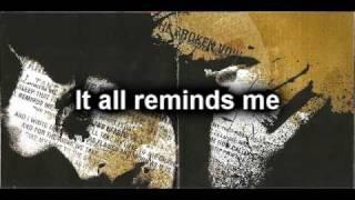 Converge - The Broken Vow [LYRICS + ARTWORK]
