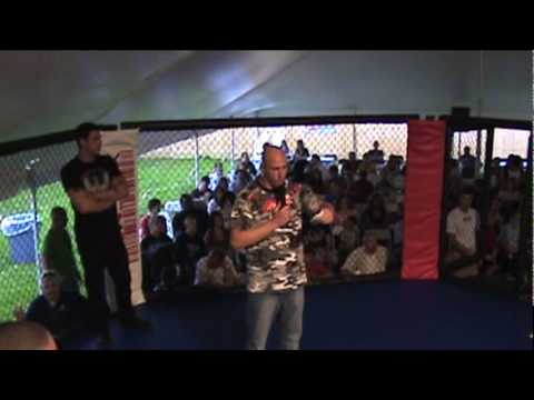 AEC5 Wilson vs Swartwood - American Elite Cagefigh...