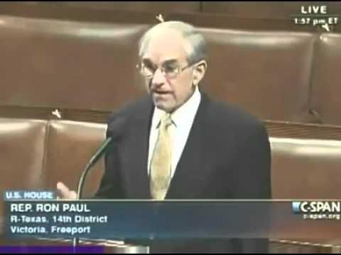 12/2/2011 In Congress: Ron Paul Condemns Iran Sanctions ...
