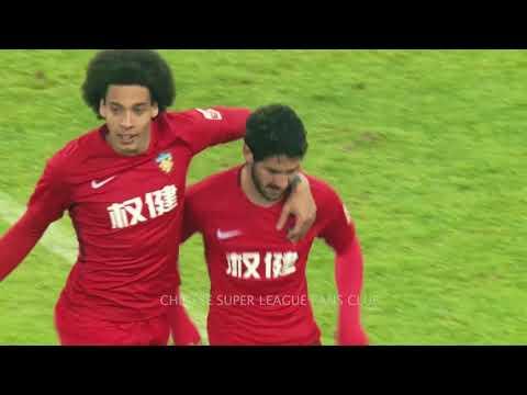Tianjin Teda VS Tianjin Quanjian GOALS !!3 2