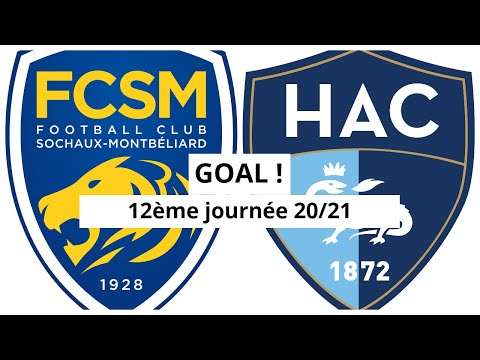 Sochaux Le Havre Goals And Highlights