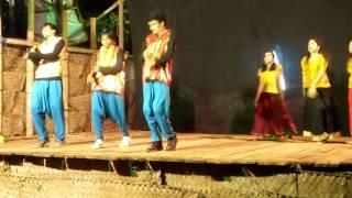 Motta shiva ketta shiva mass song dance perfomence by team D-Virus Nedumangad