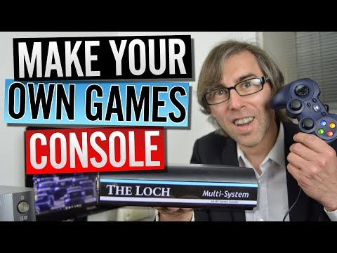 Make your own Games Console