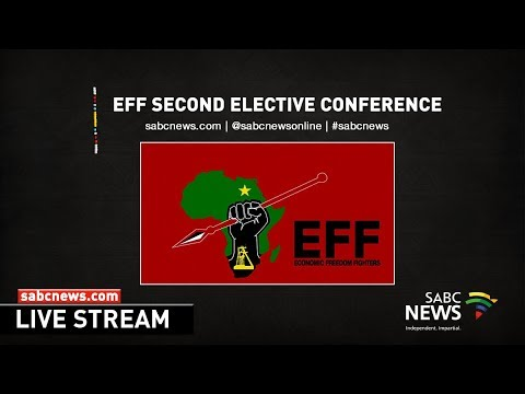 EFF Media Briefing on it's second elective conference
