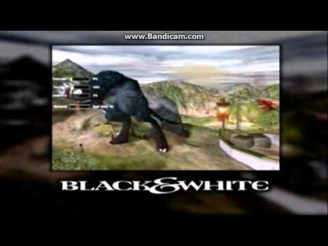 Black & White pc game intro
