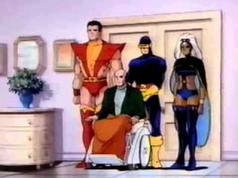 X-Men: Pryde of the X-Men pilot episode