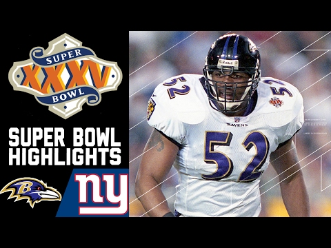 Super Bowl XXXV Recap: Ravens vs. Giants | NFL