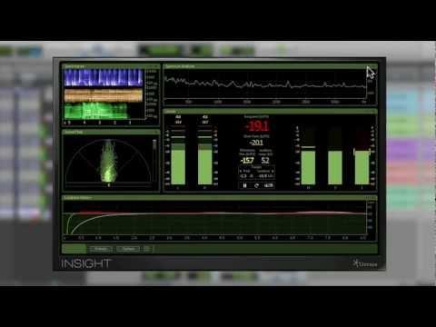 Video de Características | Insight de iZotope