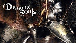 DEMON'S SOULS - O Início de Gameplay | Princípio do Gênero Soulsborne