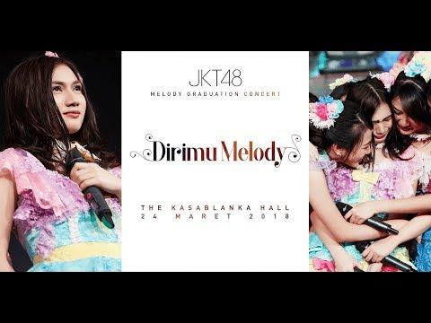 JKT48 - Melody Graduation Concert