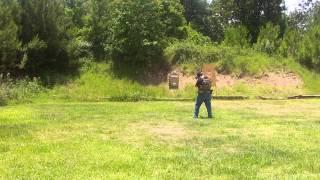 """Z.E.R.T. NSS Irregular Warfare shoot """"rifle"""""""